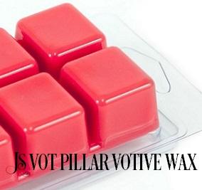 Js Vot Pillar Votive Wax