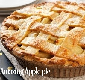 Amazing Apple Pie Fragrance Oil 19777