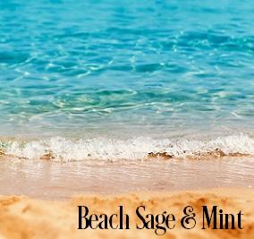 Beach Sage & Mint* Fragrance Oil 19809