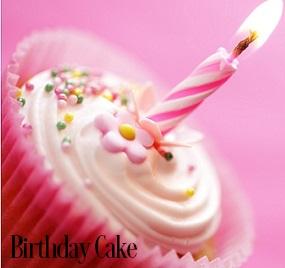 Birthday Cake Fragrance Oil 19826