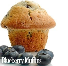 Blueberry Muffins Fragrance Oil 19846