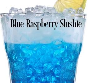 Blue Raspberry Slushie Fragrance Oil 19840