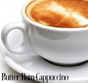 Butter Rum Cappuccino Fragrance Oil 19863
