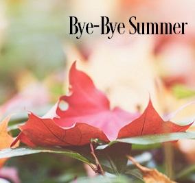 Bye Bye Summer Fragrance Oil 19872