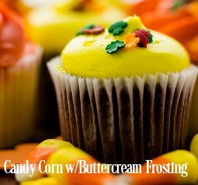 Candy Corn With Buttercream Frosting* FO 19881