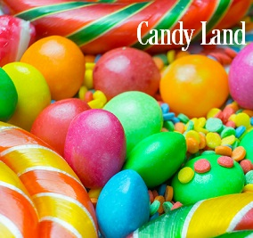 Candy Land Fragrance Oil 19883