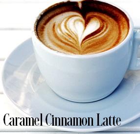 Caramel Cinnamon Latte Fragrance Oil 19887