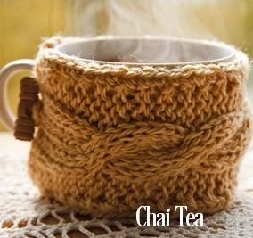 Chai Tea Fragrance Oil 19894