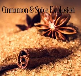 Cinnamon and Spice Explosion Fragrance Oil 19925