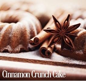 Cinnamon Crunch Cake Fragrance Oil 19929