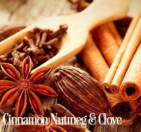 Cinnamon Nutmeg & Clove Fragrance Oil 19931