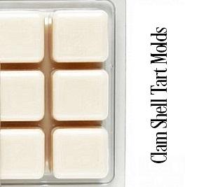 Clam Shell Tart Molds