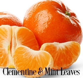 Clementine & Mint Leaves* Fragrance Oil 19944