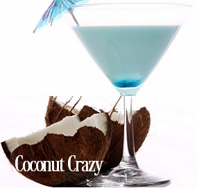 Coconut Crazy Fragrance Oil 19947