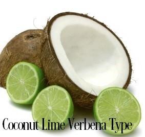 Coconut Lime & Verbena* Fragrance Oil 19951