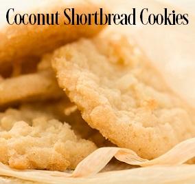 Coconut Shortbread Cookies Fragrance Oil 19955