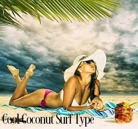 Cool Coconut Surf* Fragrance Oil 19960