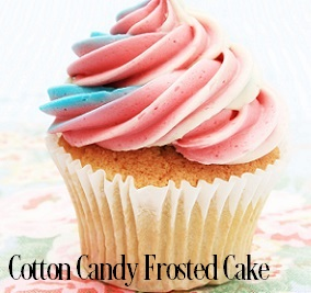 Cotton Candy Frosted Cake Fragrance Oil 19965