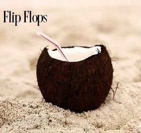 Flip Flops Fragrance Oil 20011
