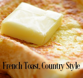 French Toast Country Style Fragrance Oil 20016