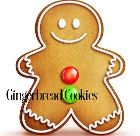 Gingerbread Cookies Fragrance Oil 20037
