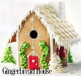 Gingerbread House* Fragrance Oil 20038