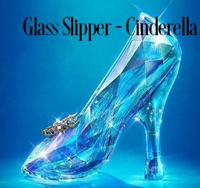 Glass Slipper Fragrance Oil 20041