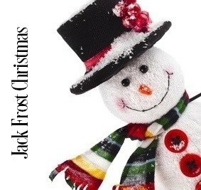 Jack Frost Christmas Fragrance Oil 20082