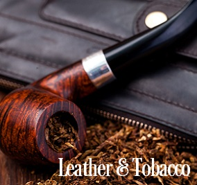 Leather and Tobacco Fragrance Oil 20113