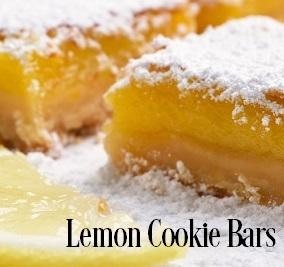 Lemon Cookie Bar Fragrance Oil 20116