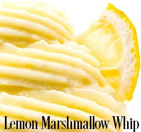 Lemon Marshmallow Whip Fragrance Oil 20118