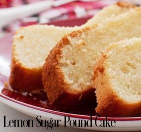 Lemon Sugar Pound Cake Fragrance Oil 20121