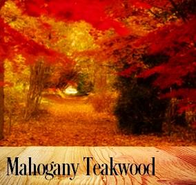 Mahogany & Teakwood* Fragrance Oil 20137