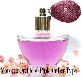Morocco Orchids With Pink Amber* Fragrance Oil 201