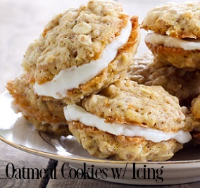 Oatmeal Cookie With Icing Fragrance Oil 20172