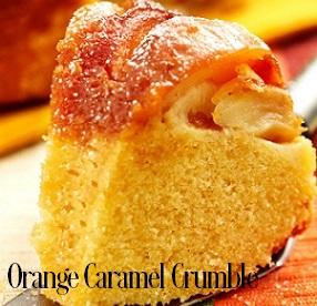 Orange Caramel Crumble Fragrance Oil 20175
