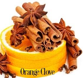 Orange Clove Fragrance Oil 20177