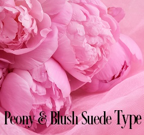 Peony Blushed Suede* Fragrance Oil 20188