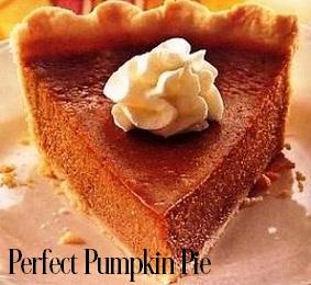 Perfect Pumpkin Pie Fragrance Oil 20194