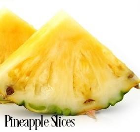Pineapple Slices Fragrance Oil 20201