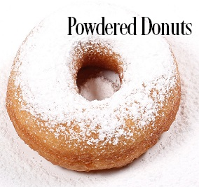 Powdered Donuts Fragrance Oil 20234