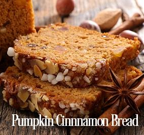 Pumpkin Cinnamon Bread Fragrance Oil 20240
