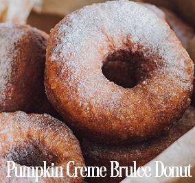 Pumpkin Creme Brulee Donut Fragrance Oil 20243