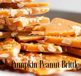 Pumpkin Peanut Brittle* Fragrance Oil 20246