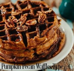 Pumpkin Pecan Waffles* Fragrance Oil 20247
