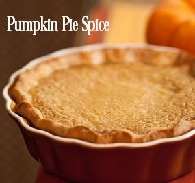 Pumpkin Pie Spice Fragrance Oil 20248