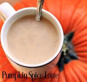 Pumpkin Spice Lattes Fragrance Oil 20249