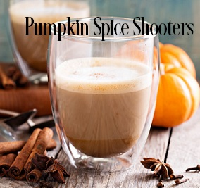 Pumpkin Spice Shooters Fragrance Oil 20250