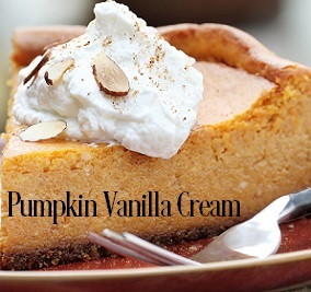 Pumpkin Vanilla Creme Fragrance Oil 20251