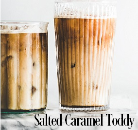 Salted Caramel Toddy Fragrance Oil 20277